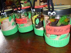 boys bug birthday party | Bug Themed Party