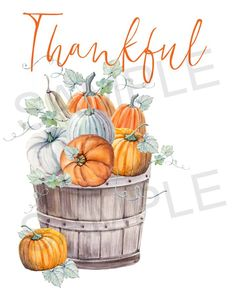 The Everyday Home and Barb Garrett shares some of her favorite and Free Fall Printables for you to use in your home and in your Fall decor. Autumn Crafts, Autumn Art, Thanksgiving Crafts, Thanksgiving Decorations, Holiday Crafts, Thanksgiving Greetings, Hosting Thanksgiving, Autumn Painting, Fall Projects