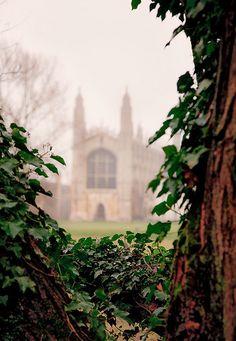 Cambridge, England photo via cristina