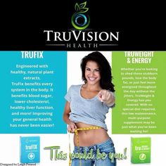 Before & after TVH | Truvision Success Stories | Pinterest ...