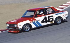 Datsun 510 Race Car...