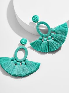 Abacos Tassel Earrings