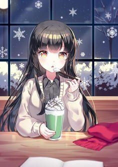 Show Manga And Anime Drawing Styles Cool Anime Girl, Pretty Anime Girl, Beautiful Anime Girl, Anime Art Girl, Anime Girls, Loli Kawaii, Kawaii Anime Girl, Anime Girl Drawings, Anime Artwork