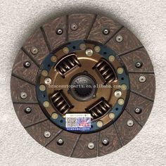 Japanese Original Bronze Clutch Disc for Suzuki Chana Chery Lifan Automobile