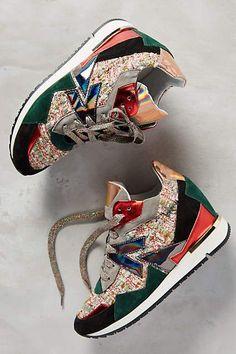 d959a175cd2 Trendy Women's Sneakers : Elena Iachi Rio Sneakers - anthropologie.com