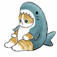 Cute Cartoon Drawings, Cartoon Kunst, Kawaii Drawings, Cartoon Art, Cute Animal Drawings Kawaii, Kitten Drawing, Frog Drawing, Cat Wallpaper, Cute Doodles