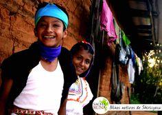 Niños nativos de Shiricyacu, Agencia de Turismo Sacha Runa Tarapoto