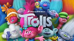 Bring Home Happy with DreamWorks Trolls on Blu - ray™ and DVD