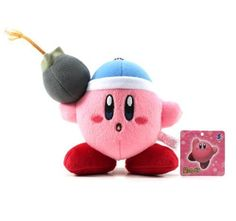 "Sk Japan Kirby Mini Plush Doll With Ball Chain - 4.5"" Bomb Kirby by SK Japan, http://www.amazon.co.uk/dp/B00CMWNOLG/ref=cm_sw_r_pi_dp_UTrssb0A1TWHG"