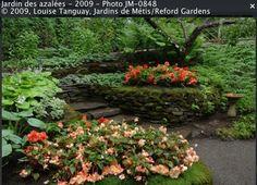Les plus beaux jardins du Québec | Magnifiques jardins du monde ...