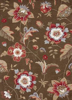 loloi francesca country & floral area rug collection