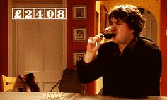 21 Pieces Of Extremely Questionable Life Advice From 'Black Books' British Humor, British Comedy, English Comedy, Black Books Quotes, How To Pronounce Gif, Dylan Moran, Gentleman, Tv Show Quotes, Moving Pictures