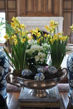 The Enchanted Home: Spring is in the air.....at least in my house!
