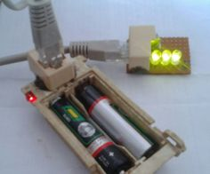 How to Make Ethernet Cable checker #3dscanner Please join our Sociable chat and have a new look at our website with regard to specials on 3d rapid prototyping and enjoy our training articles. http://www.3d-printing-sa.co.za/pages/3d-printer-filament