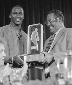 Rookie of the Year : Classic photos of Michael Jordan