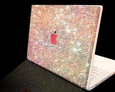 madamenoire.com I want to bling out my macbook like this one