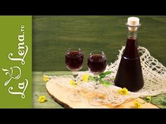 LENA - Visinata slab alcoolizata. La fel se poate face afinata, zmeurata, capsunata, etc. Romanian Food, Red Wine, Alcoholic Drinks, Mai, Glass, Party, Youtube, Canning, Drinkware