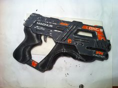 Props: M6 Carnifex and M77 Paladin, Mass Effect