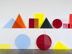 "Amalia Pica ""A∩B∩C (Line)"" at Herald St, London, 2013"