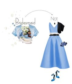 """""""Something Blue - Wear it again"""" by joanna46-1 ❤ liked on Polyvore featuring LUBLU, Giuseppe Zanotti, Prada, PacificPlex, Yves Saint Laurent, Something Bleu, Alexander McQueen, women's clothing, women and female"""