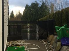 LS Fence is the Fraser Valley's Choice for Chain Link Fence. Residential, Commercial, & Industrial Fences and Gates. Excavation & Welding Services www.