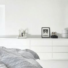 Ladekasten slaapkamer