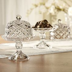 a3e5ac06c Prep for Fall - Beyond the Rack Cake Plate With Dome, Crystal Cupcakes,  Casual