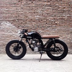 Honda CB125 caferacer