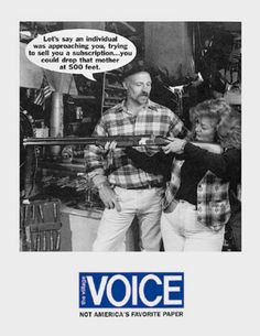 Read more: https://www.luerzersarchive.com/en/magazine/print-detail/the-village-voice-new-york-27956.html The Village Voice, New York Tags: Mad Dogs & Englishmen, New York,Dave Cook,Joe Fornabio,The Village Voice, New York,Mikal Reich