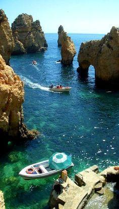 Ponda da Piedade of Lagos, Algarve, Portugal, http://www.bdcost.com/