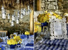 When Brazil Meets Mykonos... Wedding @ Alemagou Mykonos | The12Events