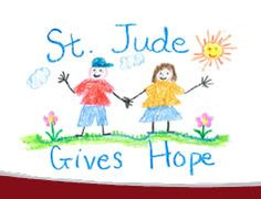 St Jude S Children S Hospital I May Not Be Able To Give Much But I Give I Encourage You To Do The Same