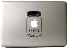apple sauce!