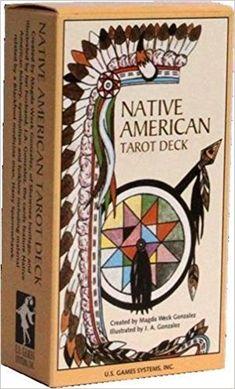 Native American Tarot Deck, Tarotkarten Religion and Spirituality: Amazon.de: Magda Weck Gonzalez, J. A. Gonzalez: Fremdsprachige Bücher