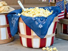 100 cheap and easy July DIY Party Decor Ideas - Prudent Penny Pincher ideas event ideas party ideas wall Fourth Of July Decor, 4th Of July Celebration, 4th Of July Decorations, 4th Of July Party, Diy Party Decorations, July 4th, 4th Of July Ideas, Party Crafts, Birthday Decorations