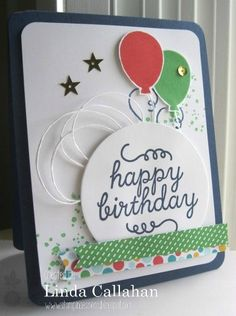 Stampin' Seasons: Birthdays and Other Celebrations.....May 2015 PP