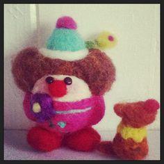 Ethel clown