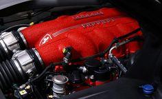 Ferrari California engine #5