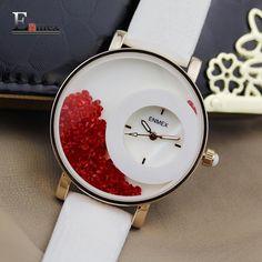2016 festival Memorial Day cadeau Enmex femmes lumineux mains Cygne Lac montre bracelet Sable bouteille mode quartz diamant montres dans Femmes de Montres de Montres sur AliExpress.com | Alibaba Group