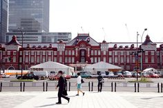 Disaster-zone slates used in restored Tokyo Station. Renovation work at Tokyo Station has quietly honored Japan's 2011 quake and tsunami victims, with a roof now tiled with slates from the disaster zone. PHOTO: The renovated Marunouchi building at Tokyo Station (Hiroki Endo)
