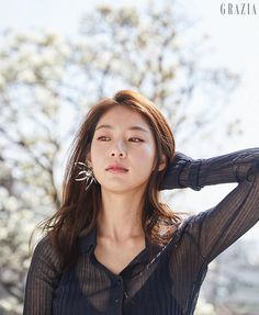 Gong seung yeon for grazia korea 2017 Asian Actors, Korean Actresses, Korean Actors, Actors & Actresses, Jonghyun Seungyeon, Korean Beauty, Asian Beauty, My Shy Boss, Gong Seung Yeon