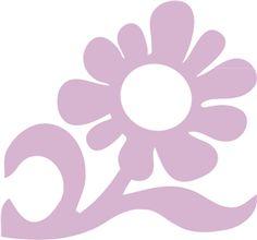 Silhouette Design Store - View Design #16615: floral ornament