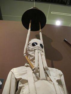 Reconstruction of a diving suit designed by Da Vinci  via http://www.oobject.com/
