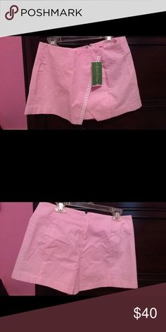 Lilly Pulitzer Izzy Skort Size 00, never worn, with tag Lilly Pulitzer Shorts Skorts