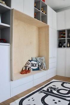 Die 10 besten bilder von sitzbank garderobe entryway for Kinderzimmer schrankwand