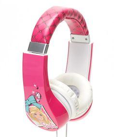 Loving these Barbie™ Headphones on #zulily! #zulilyfinds