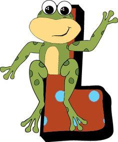 °‿✿⁀°•. Frogs °•.‿✿⁀° Frog Cartoon Images, Frog Bathroom, Friendship Wishes, Frog Coloring Pages, Alpha Letter, Dot Letters, Childrens Alphabet, Frog Theme, Alphabet Crafts