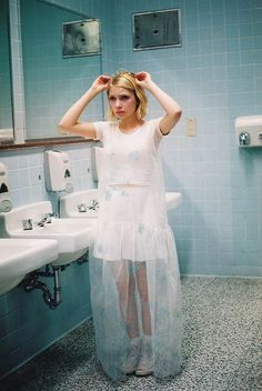 Pale Pink Puberty, the effervescent work of Petra Collins                                                                                                                                                                                 More