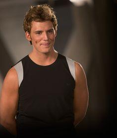 Finnick Odair. The Hunger Games: Catching Fire