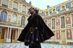COUP D'ETAT  Maida Ghide, Ishmil Waterman by Ishmil    Fashion by Theodora Bak   Accessories by Angostura.  See full exclu @fgukmagazine